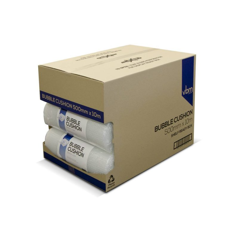 10mm bubble wrap 10m x 500mm retail pack 768x768 - 10mm Bubble Roll 500mm x 10m (Retail Pack)