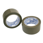 brown tape 48mm x 75m 1 150x150 - 4875RUBBERBRO Tape - Natural Rubber PP202 (Brown)