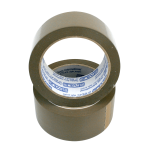 brown tape 48mm x 75m 2 150x150 - 4875RUBBERBRO Tape - Natural Rubber PP202 (Brown)