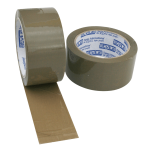 brown tape 48mm x 75m 3 150x150 - 4875RUBBERBRO Tape - Natural Rubber PP202 (Brown)