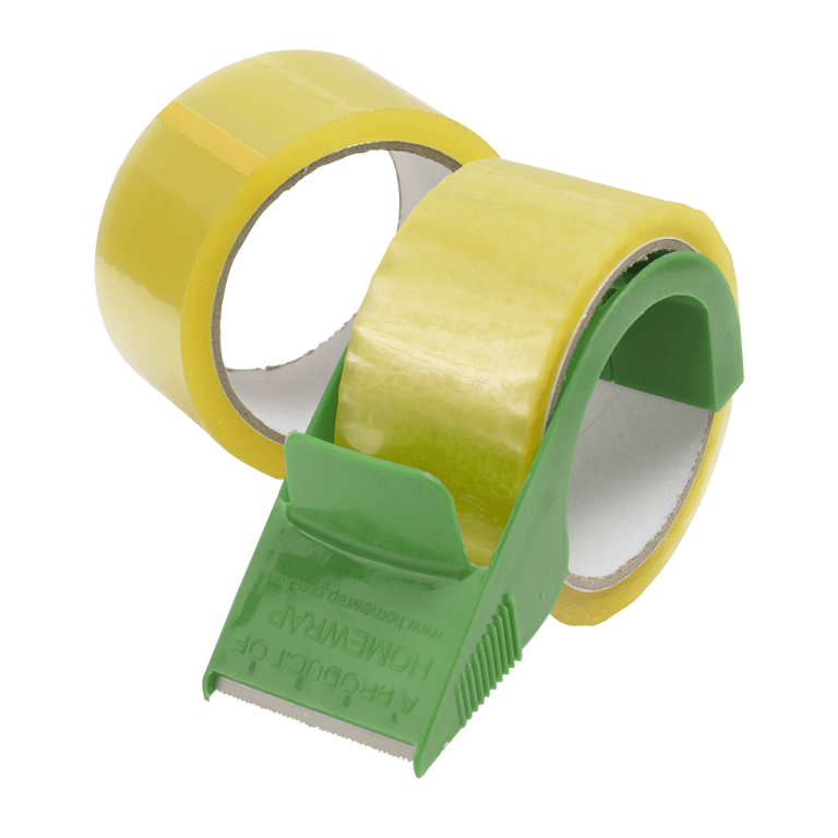 economy tape dispenser and tape 2 768x768 - ECONOMYDISP Economy Tape Dispenser and Tape