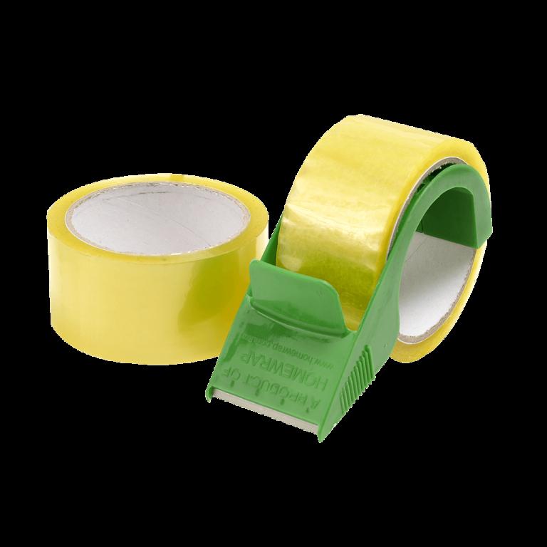 economy tape dispenser and tape 3 768x768 - ECONOMYDISP Economy Tape Dispenser and Tape