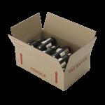 lay flat wine box 1 150x150 - WINEIN6BG 6 Bottle Wine Insert to suit Lay Flat Wine Box
