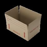 lay flat wine box 2 150x150 - WINEIN6BG 6 Bottle Wine Insert to suit Lay Flat Wine Box