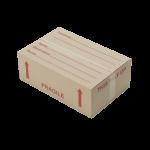 lay flat wine box 3 150x150 - WINEIN6BG 6 Bottle Wine Insert to suit Lay Flat Wine Box