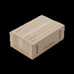 lay flat wine box 4 150x150 - WINEIN6BG 6 Bottle Wine Insert to suit Lay Flat Wine Box