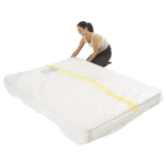 mattress cover king individual pack 5 150x150 - Plastic Mattress Cover - King (Pack of 1)