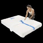 mattress cover queen individual pack 3 150x150 - BPQM Plastic Mattress Cover – Double / Queen (Pack of 1)