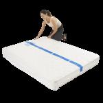 mattress cover queen individual pack 6 150x150 - BPQM Plastic Mattress Cover – Double / Queen (Pack of 1)