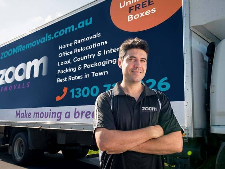 Trusted Furniture Removalists from Sydney to Country/Regional NSW Image